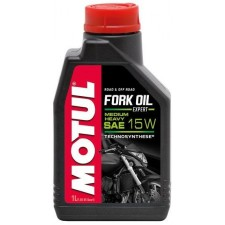 MOTUL FORK OIL MEDIUM/HEAVY 'EXPERT' 15W 1L OLEJ DO TELESKOPÓW